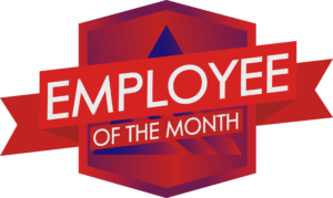 September Employee of the Month!
