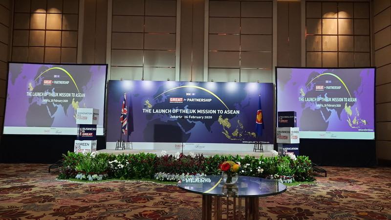 British Embassy_Launching UK-ASEAN 2020
