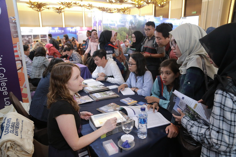British Council_Study UK Yogyakarta 2017