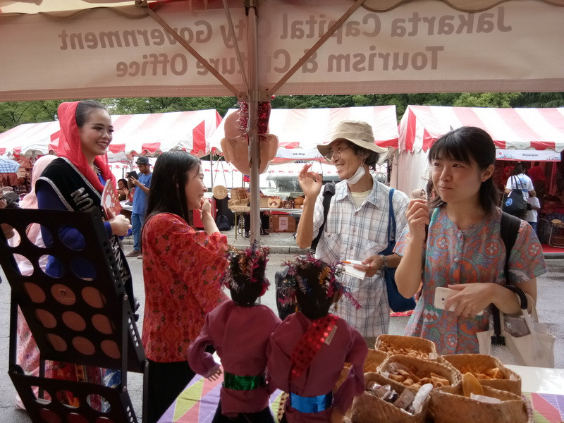 Diparda_Festival Indonesia Tokyo 2018 -