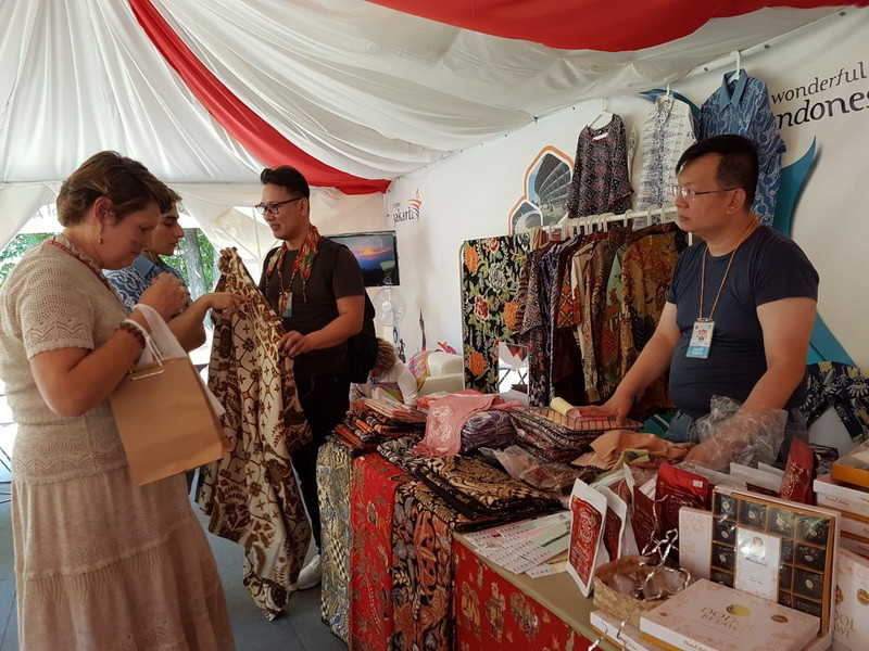 Diparda_Festival Indonesia Moscow 2018 -