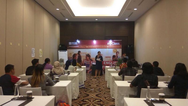 British Council_My Class IELTS Workshop
