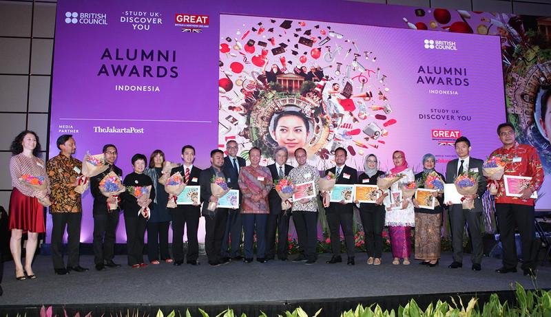 British Council_UK Alumni Awards 2017