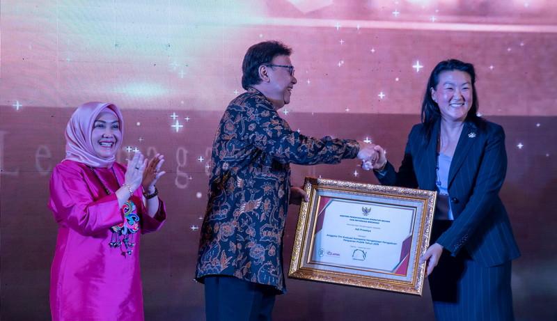 USAID Cegah_Awarding Night 2019