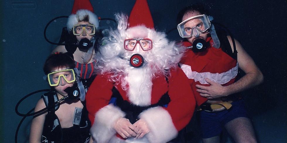 Christmas Club Pool Night!