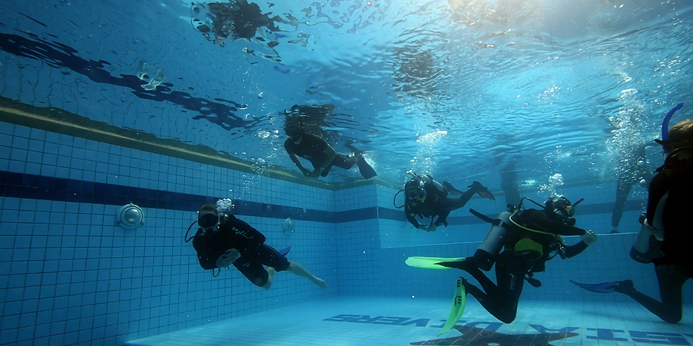 CHX Try Dive Pool Session - PRIVATE EVENT