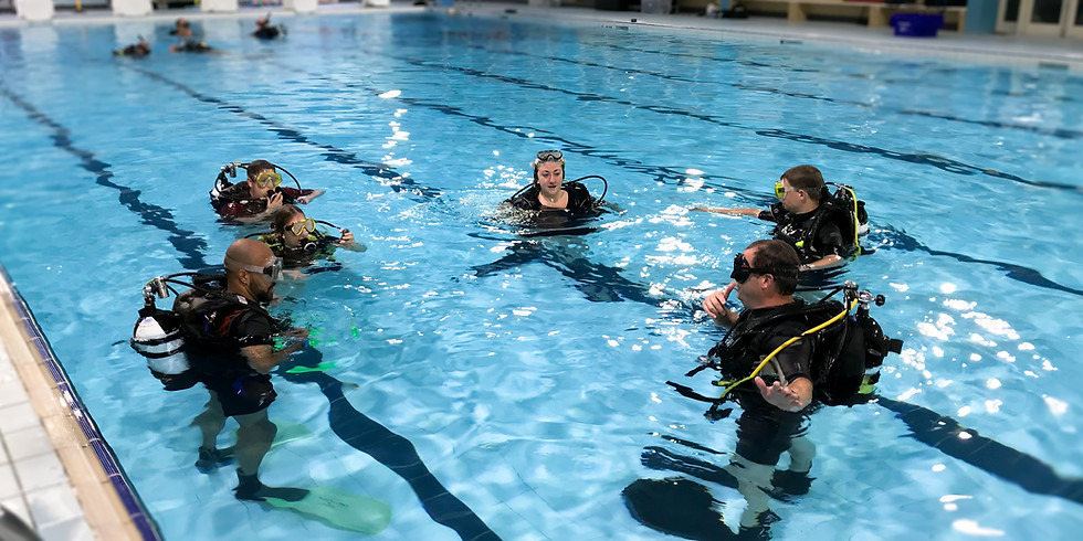Advanced Try Dive Session