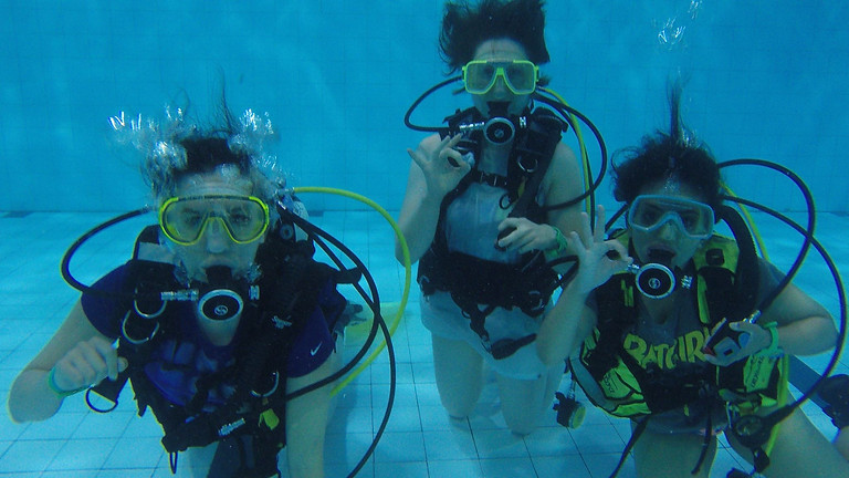 Register Your Interest - Course (BSAC Ocean Divers)