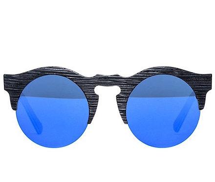 Woodsun Ping Pong Eucalyptus Blue Mirror