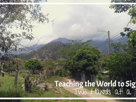May 2019 - Honduras Happenings