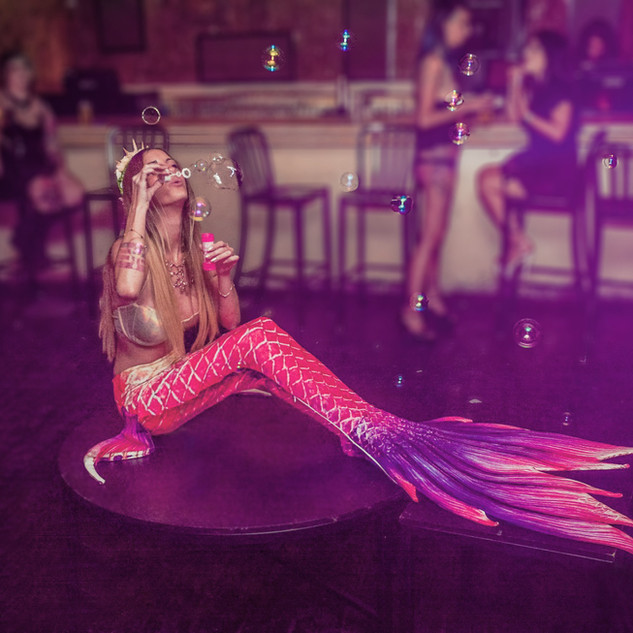Mermaid's Night Out