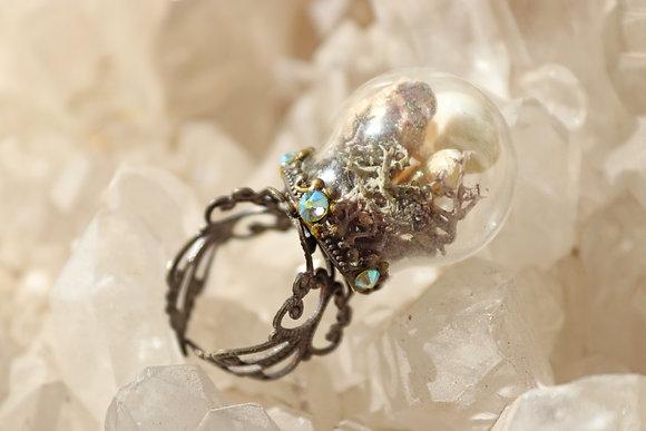 Deep sea Mermaid's Pixi Ring