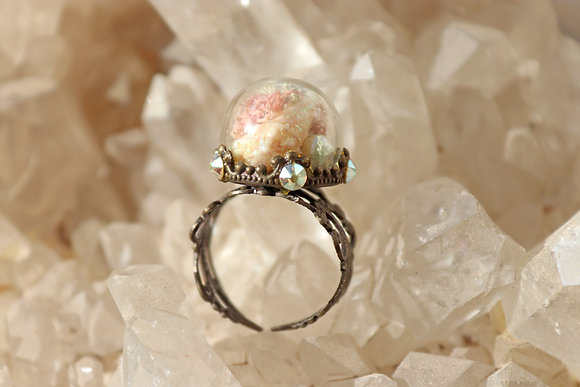 Little Mermaid Pixie Ring