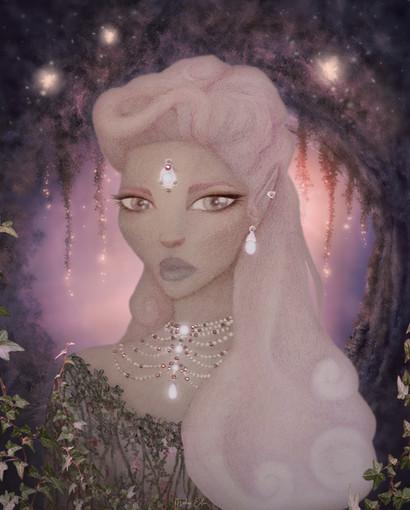 Blue Moon Elf