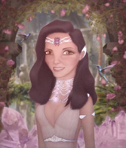 Michelle - High Priestess