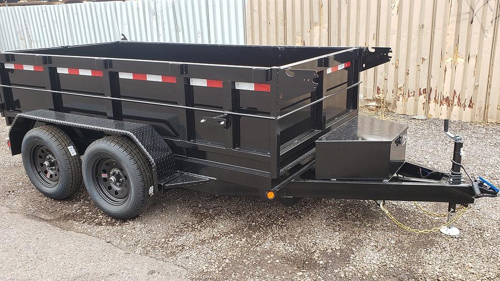 6.5x8 Five Star Tandem Axle Dump (6K)