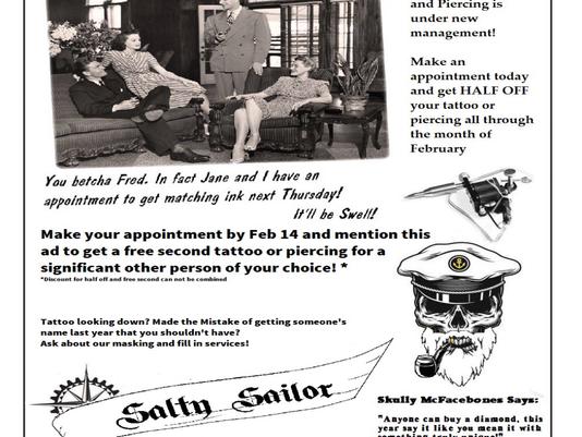 The Salty Sailor Sails Again!