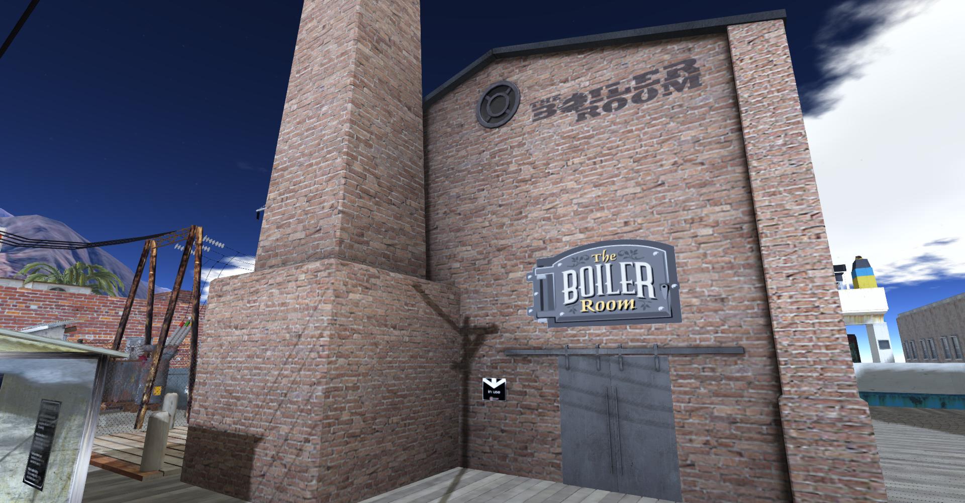 Boiler Room Nightclub