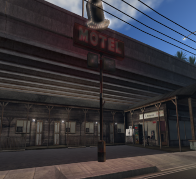 The Notell Motel