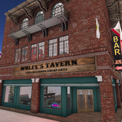 Wolfe's Tavern
