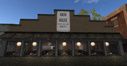 Hash House Diner