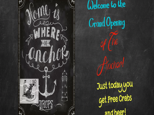 The Anchor Now Under New Management!