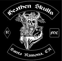 MC Heathen Skulls