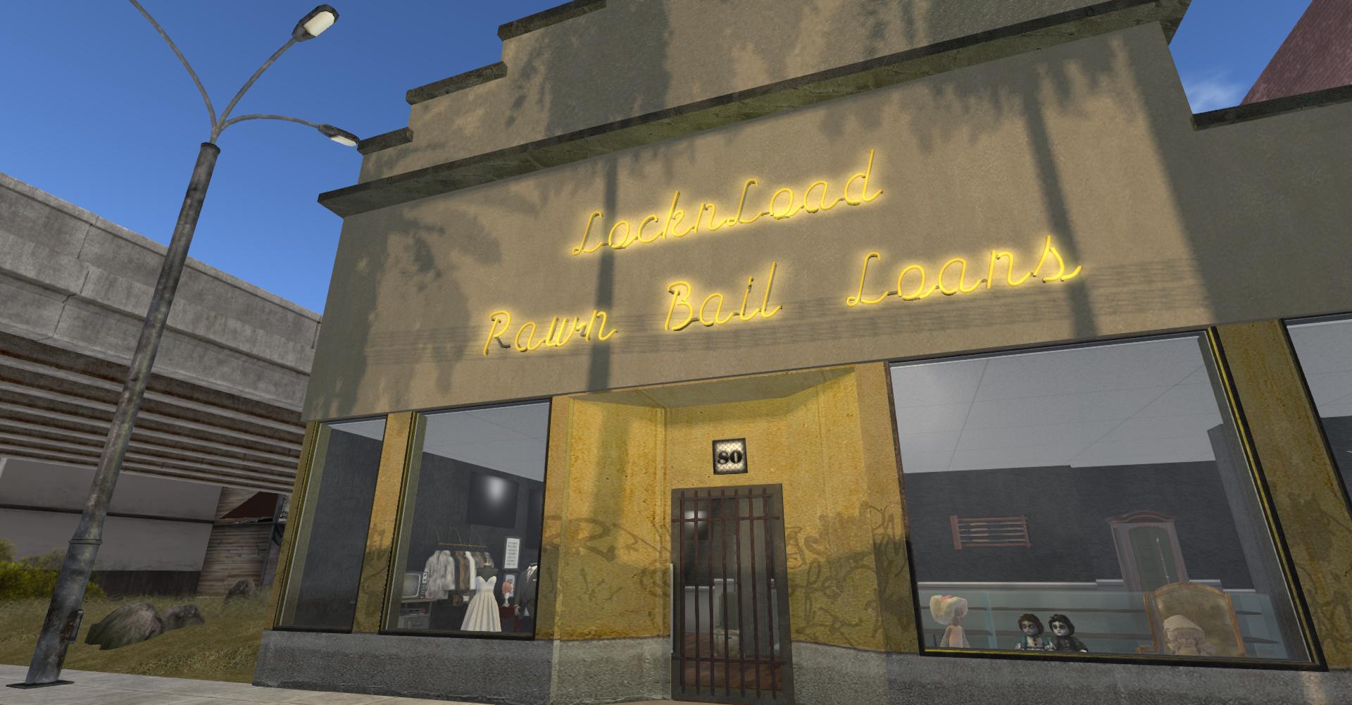 Lock n Load Pawn Bail & Guns
