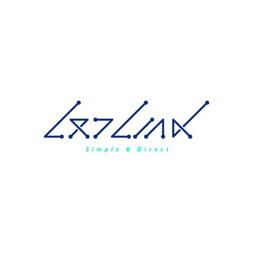 Letlink Logo Design