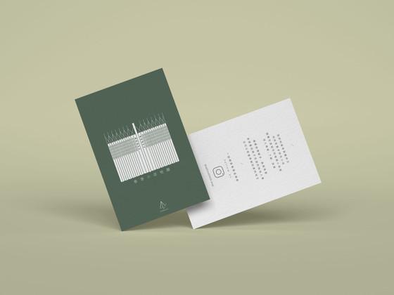 Aphrodite Leaflet Design