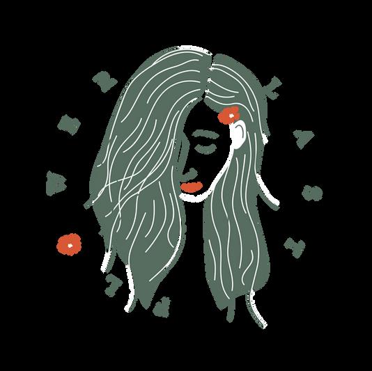 Last Flower Logo Design