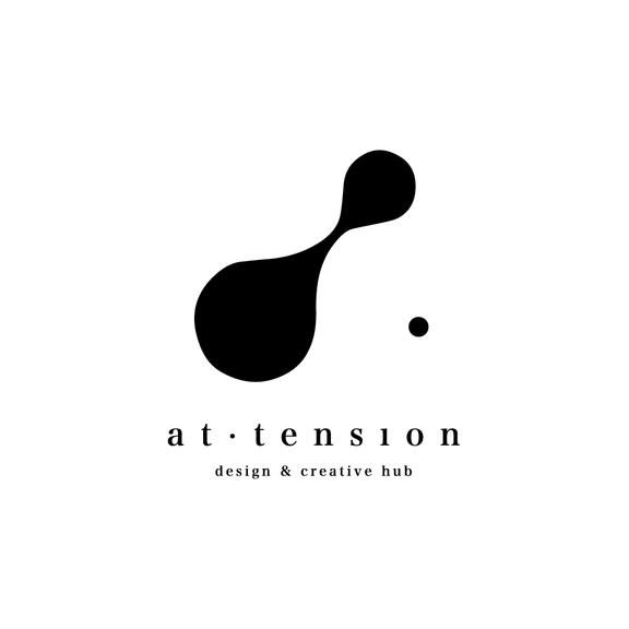 at-tension Logo Design