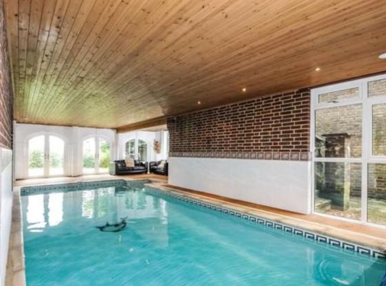 New pool now available at Ewshot, Hampshire