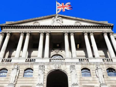 Weekly Market Roundup - Bank of England hopeful that UK economy will 'recover rapidly'