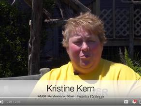 Hear EMS Instructor Kristine Kern's Story