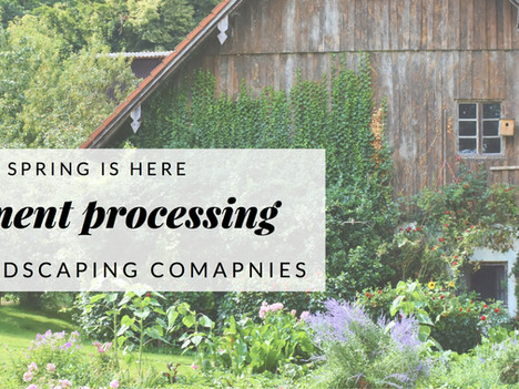 Payment Processing for Landscaping Companies