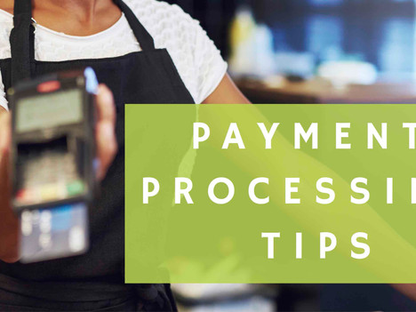 Payment Processing Tips and Tricks