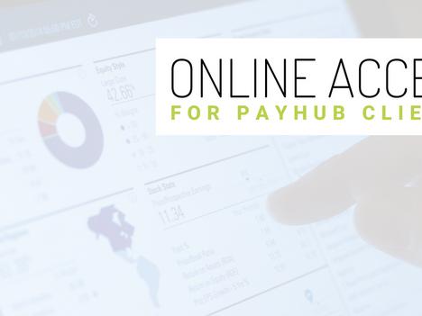 More About Client Online Access