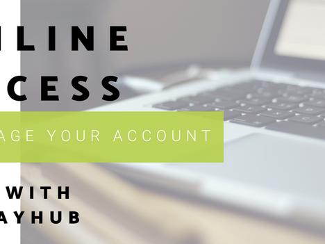 Manage Your Payment Processing Account Online