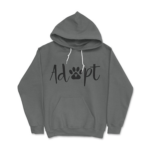 Adopt Pullover Hoodie