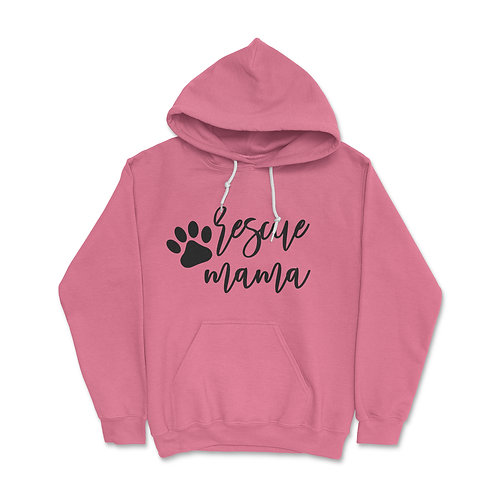 Rescue Mama Pullover Hoodie