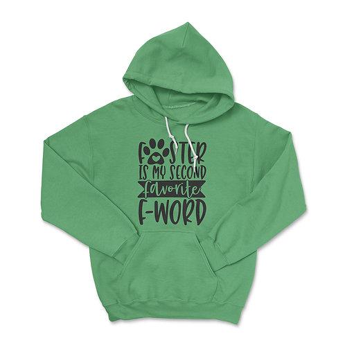 F Word Pullover Hoodie