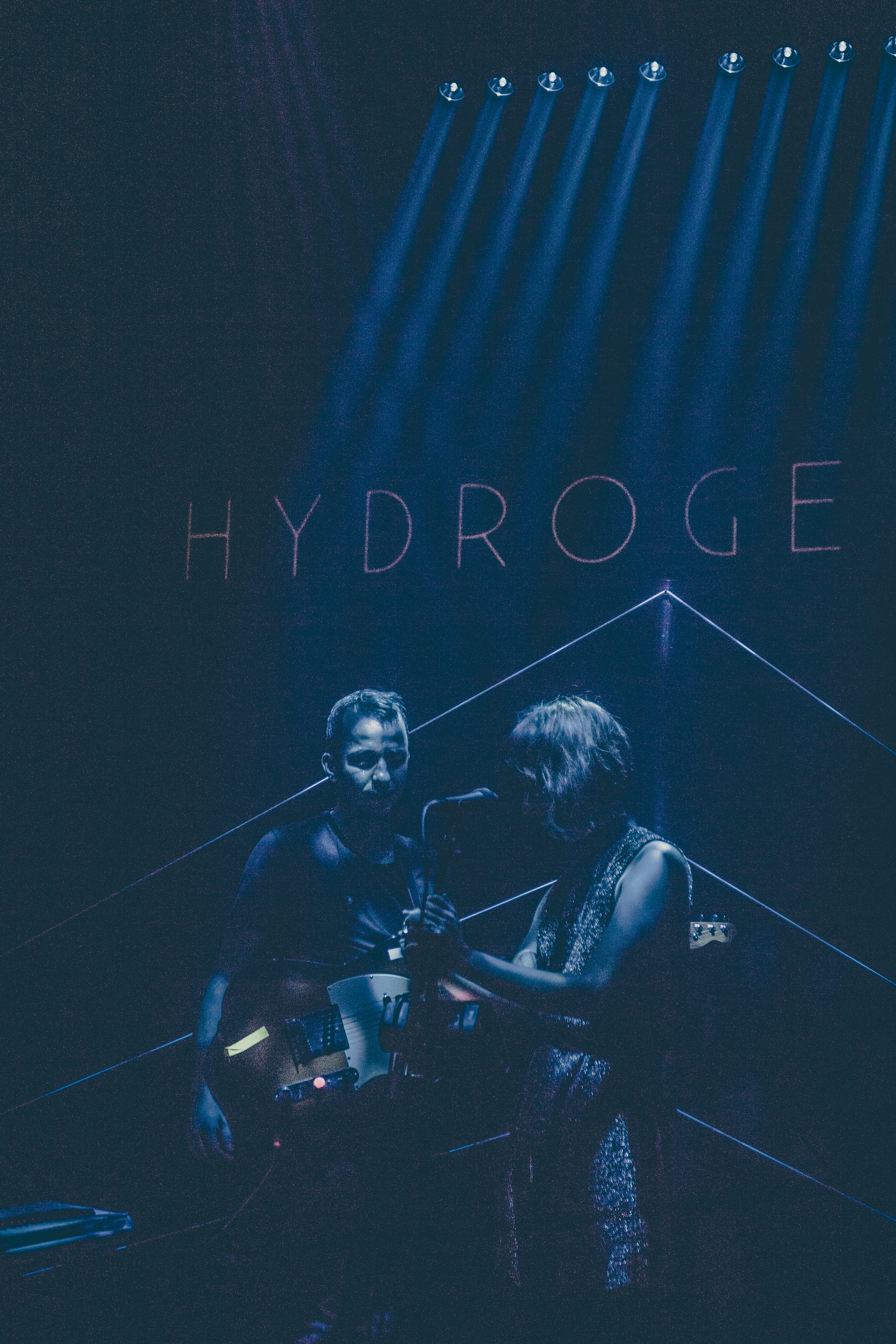 Hydrogen Sea