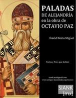 """Conferencia: """"Paládas de Alejandría en la obra de Octavio Paz"""""""
