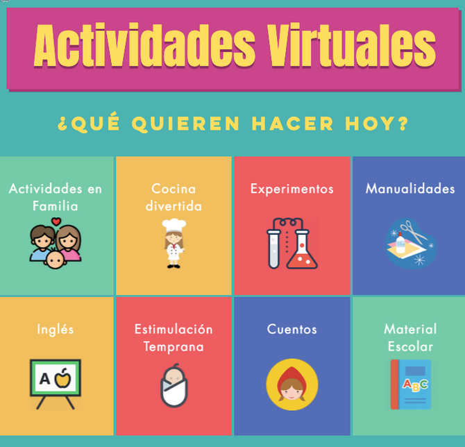 ¡Nueva plataforma Estancia-Virtual!