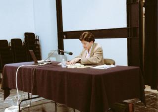 "Reseña conferencia ""Kazantzakis musicalizado por Hadjidakis"""