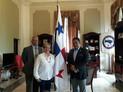 Visita a la Gobernación de la Ciudad de Panamá