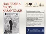 Homenaje a Nikos Kazantzakis (Buenos Aires)