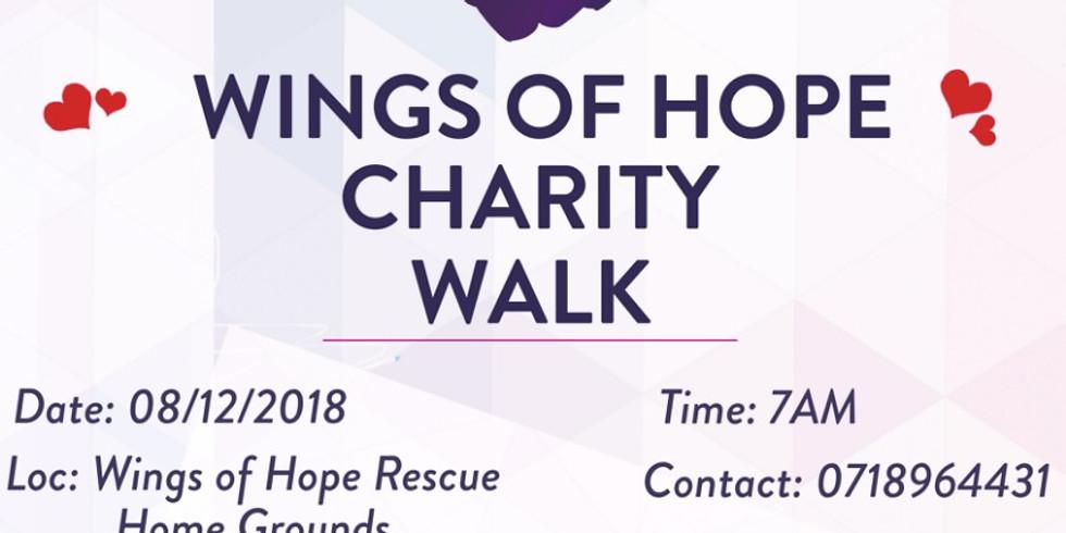 WINGS OF HOPE CHARITY WALK
