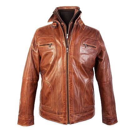 La Marque - The Memphis Men's Double Collar Jacket